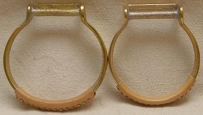 WW Solid Brass Oxbow