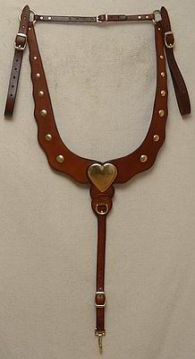 Martingale Style Breast Collar #22