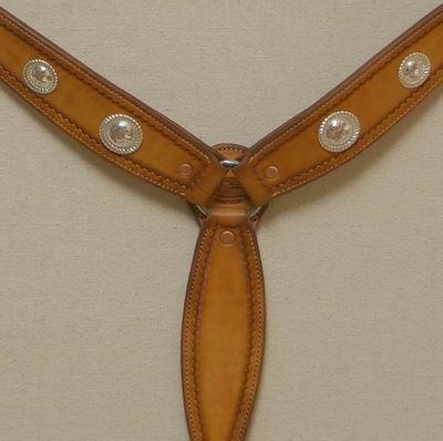 Jeremiah Watt Style Breast Collar #12