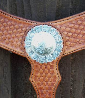 Martingale Style Breast Collar #14