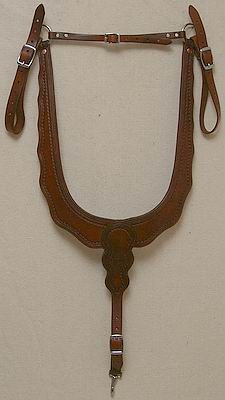 Martingale Style Breast Collar #21