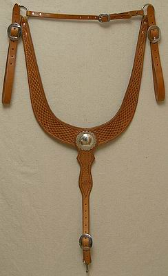Martingale Style Breast Collar #24