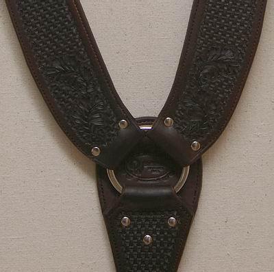 Breast Collar Heavy Roper Style #29