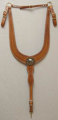 Martingale Style Breast Collar #30