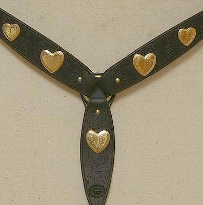 Jeremiah Watt Style Breast Collar #34