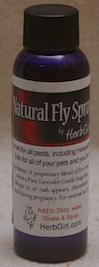 Equine Natural Care Natural Fly Spray