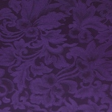 Cowboy Images Purple Jacquard