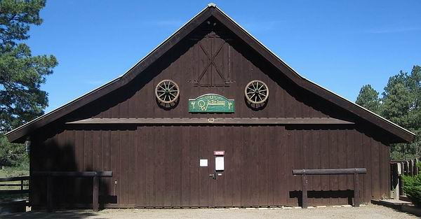 Out West Saddlery Shop