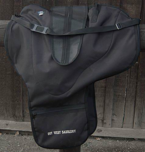 Deluxe Saddle Carrying Case