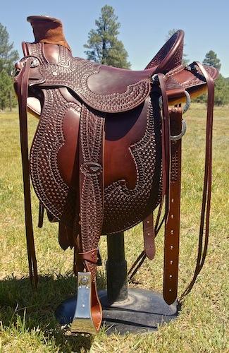 OWS Saddle #72