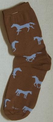 Horsey Sock 3474