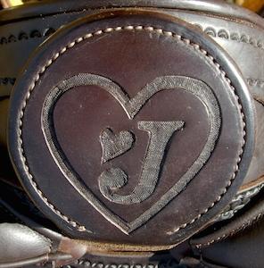78 Stock Saddle - Beth Varga