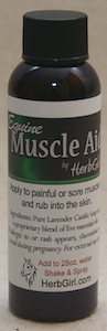 Equine Muscle Aid