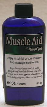 Human Muscle Aid