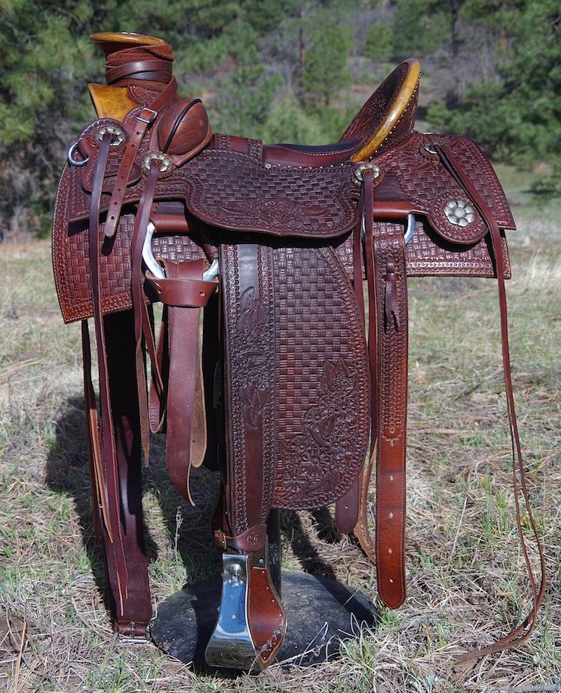 SM Wade Saddle