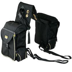 Trail Max Saddle Pockets