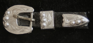 Hat Band Buckle