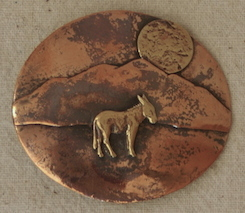Copper Buckle MULEMS-3