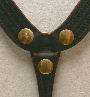 Nara Visa Breast Collar Closeup