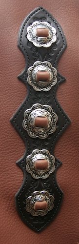 Rust Chinks Five Conchos