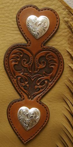 Celtic Heart Chinks