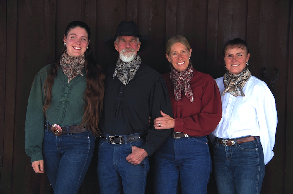 The Out West Saddlery Herd