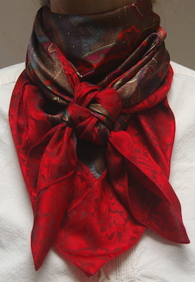 Cowboy Images Combo Scarf #7