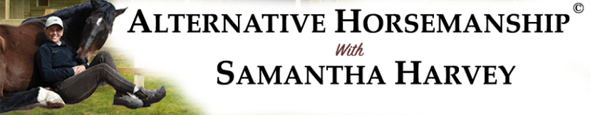 Samantha Harvey Alternative Horsemanship
