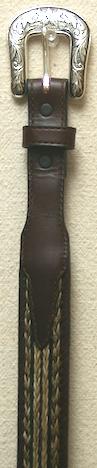30 Dark Brown Belt