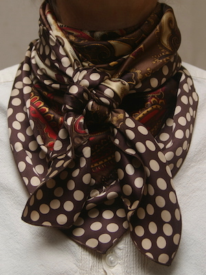 Cowboy Images Combo Scarf #31