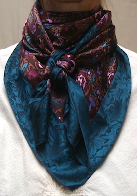 Cowboy Images Combo Scarf #34