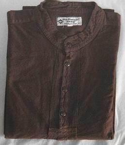 Chocolate Pioneer Shirt