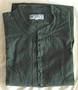 Forest Green Pioneer Shirt