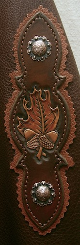 Handmade Western Chinks