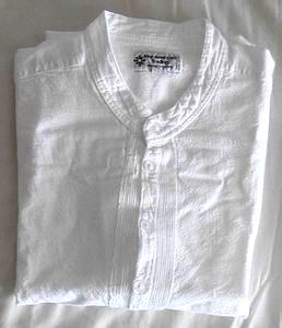 White Pioneer Shirt