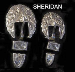 Sheridan Buckle Sets