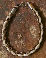 Horse Hair Bracelet