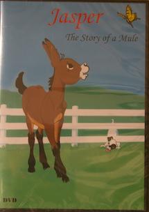 Jasper The Mule DVD
