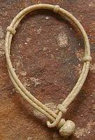 Rawhide Bracelet