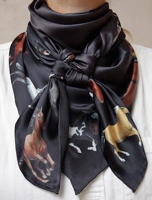 The Remedua Silk Scarf