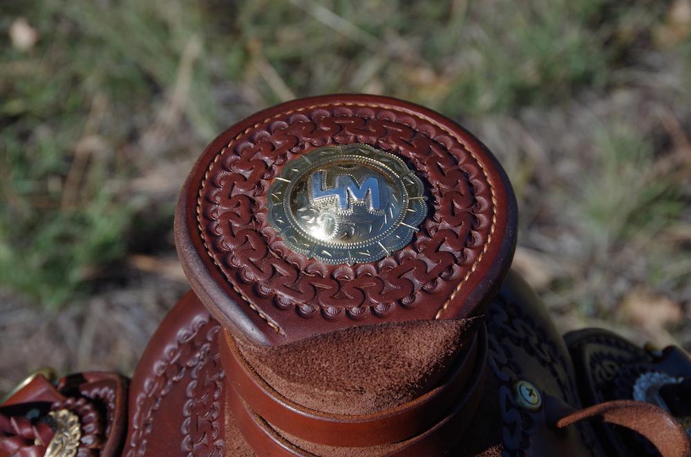Custom Wade Saddle