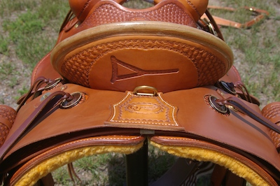 Custom Modified Association Saddle