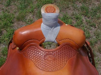 Custom Modified Association Saddle