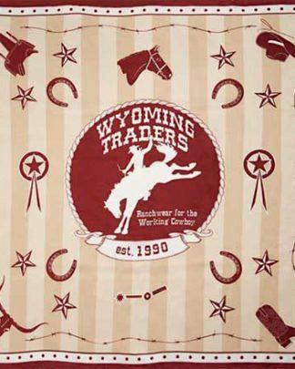 Wyoming Trader Burgundy