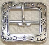 Jeremiah Watt Gun Belt Buckle