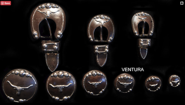 Ventura Rusted Steel