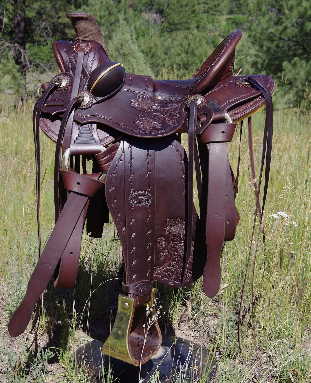Custom Saddle