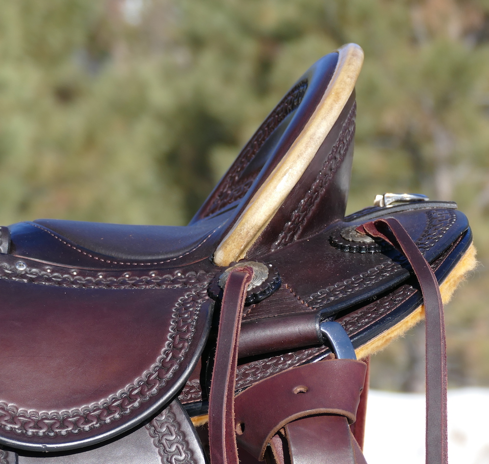 Out West Saddlery Vaquero Wade