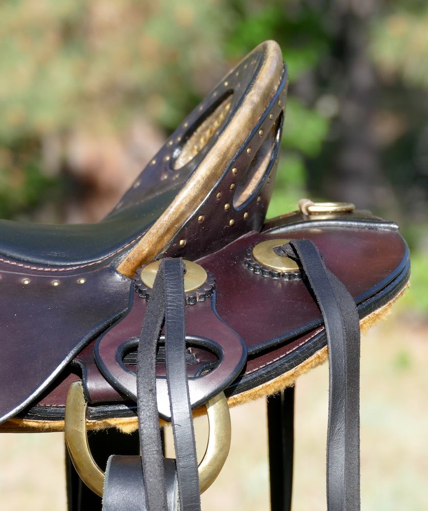 Out West Saddlery Santa Fe Vaquero Wade