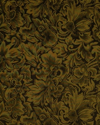 Olive Wyoming Traders Baroque Jacquard